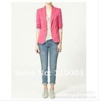 2012 summer  woman suit blazer coat H0001