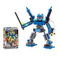 FREE SHIPPING Robot Series War Giant Children Plastic DIY Assemble Building Block Toys Set  Christmas Gift
