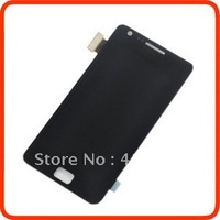 Replace LCD + Touch Screen Display assembly For Samsung Galaxy S 2 I9100 white Free shipping by postmail