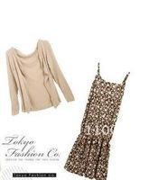 hot selling flo wer dress 2012 fashion dresses H0004