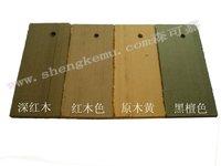 WPC floor Color Board pvc panel board fire resistant