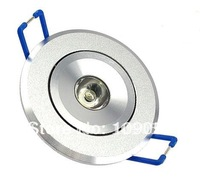1W LED downlight,dimmable led celling light, high power led ceilling lighting,Warranty 2 year,SMDL-5-036