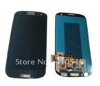 LCD Display + Touch Digitizer Screen For Samsung Galaxy S 3 III i9300 White free shipping by EMS or DHL