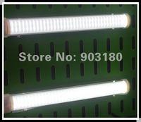 100pcs/lot Hot super bright high quality car LED lamps, 72pcs 1210 SMD 24V car LED energy efficient fluorescent tube lights