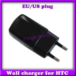 Hot selling USB travel charger for htc,5v 1a USB Wall Charger For HTC ONE/ Desire/incredable HD 7(China (Mainland))