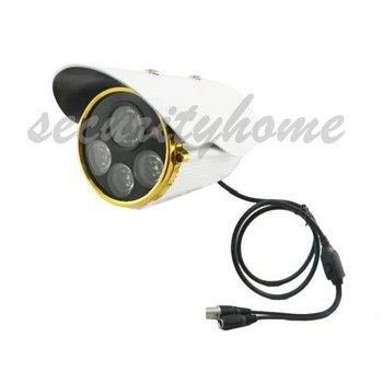 1/3 Inch Sony Effio CCD 650TVL 25mm CS Outdoor OSD Menu Security CCTV Camera