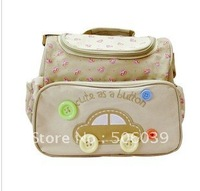 free shipping anti-dirty single shoulder inclined  portable multi-function mommy bag mother  bag