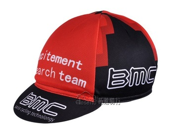 Biker Bandana cap headsweats 12 BMC red cap dress hats cycling skating head wear cap quick dry sweat blocker