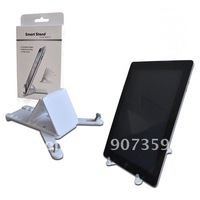 Mini foldable stand Adjustable Angle PC Smart stand for iPad free shipping 100pcs/lot