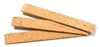 Natural Sheet Cork  90mm*26mm*2.4mm