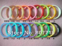1000pcs/lot Fashion Wrist Sport Watch, 1ATM Waterproof Anion Silicone Watch, Wrist Watch Wholesale DHL Free Shipping