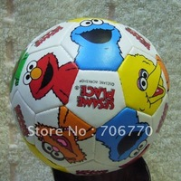 Wholesale NEW  6pcs/set Sesamt street  Elmo & Friends soft small Ball for Children Outdoor Playing best~ FREE SHIPPING