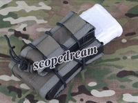 Tactical Scope TACO Double Decker Mag Pouch (BK)