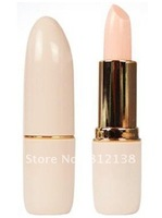 Hot sale !! New arrival natural  Moisturizing lipstick/ lip balm SPF4 4.0g 12pcs/lot, Free shipping