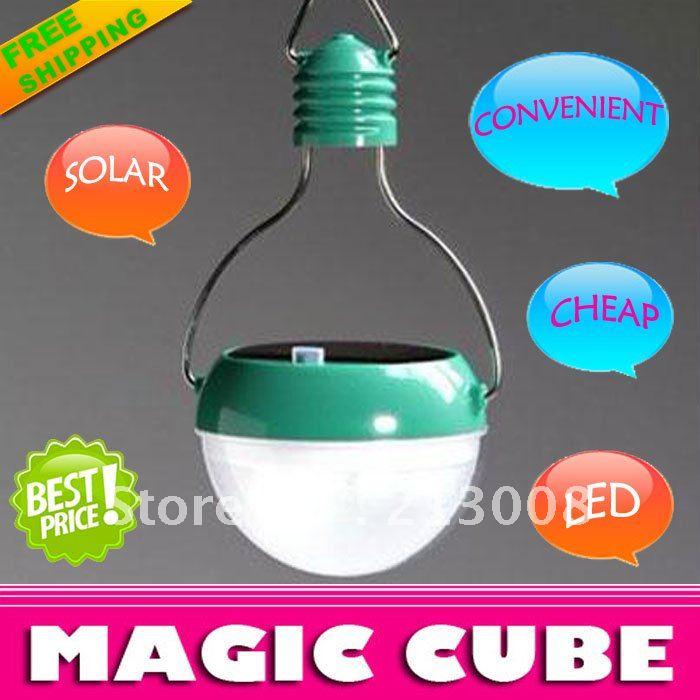 Free Shipping! Wholesale! 100LED Christmas light Solar Fairy Light ...