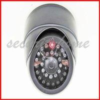 Mini Fake Dummy Dome Led Security Surveillance CCTV Camera