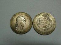 1807 mark coin