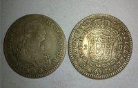 1800 Carlos 1V 2 s Coin