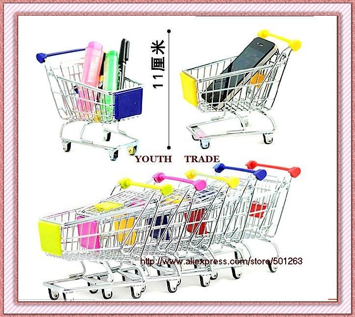 Creative mini wheelbarrow, storage racks, phone holder,free shipping(China (Mainland))