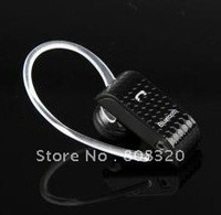 Freesipping DHL!!!  50pcs Universal Black Bluetooth Handsfree Headset for Cell Phone PS3 Laptop PC