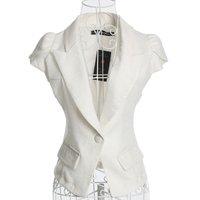 Free shipping  women's plus size blazer  new arrival short jacket w13254,FASHION jacket