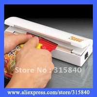 1pc New 2014 Reseal Save Reseal Airtight Bag Preserve Food Bag Resealer Vacuum Sealer As Seen On TV -- MTV33 Wholesale