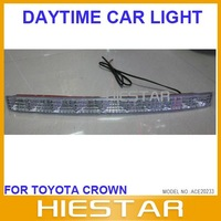 LED Daytime Running lights For Toyota Crown 12gen with LED Auto LED daytime running lights DRL