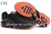 Free Shipping Wholesale 2012 New Men's Plus TN Men's Running Sport  Footwear Sneaker Shoes C45