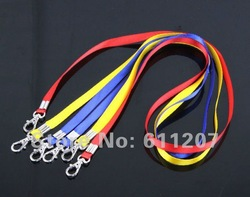 50pcs/lot Free shipping 85cm wholesale small order custom lanyard . Occupation lanyard Can print logo by china post(China (Mainland))