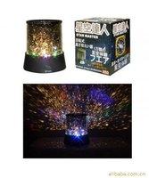 100pcs/ctn wholesale sky star master star projector novelty gifts decorating lamp light night light black 200g/pc