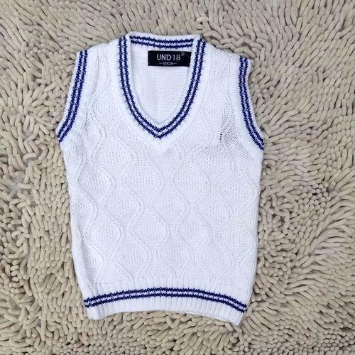 Baby Boy Sweater Design Baby Boys Vest Diamond Design