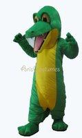 Ocean Animal Mascot Outfit Crocodile mascot costume Free Shipping