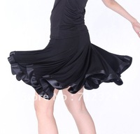 Free Shipping Women Ladies Latin dance skirt practice Latin dance dress dance wear more color