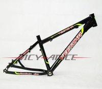 "VEETOKA cycling bike aluminum frame 13.5""/inch 15inch Disc brake only black/red/yellow+free shipping"