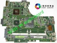 Buy N53SV mainboard for Asus N53SV laptop motherboard system board REV 2.1 with 4 ram slot