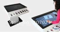 "Freeshipping 22"" IR dual Touch Screen Panel /IR Touch Frame Overlay"