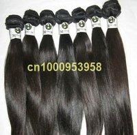 good sale free shipping high quality 100% Peruvian virgin human hair straight hair 3pcs/lot