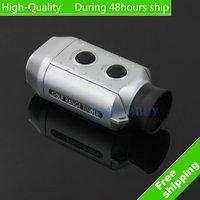 High Quality 7X Digital Golf Range Finder Golfscope Golf SCOPE + Bag Free Shipping UPS DHL EMS HKPAM CPAM