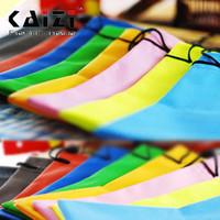 Water-proof cloth glasses bag, glasses pouch,storage bag, sunglasses bag, multi color box 100pcs/lot accessories