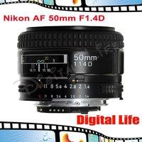 Nikon Nikkor 50mm F/1.4D 1.4D AF Lens  ---Free shipping