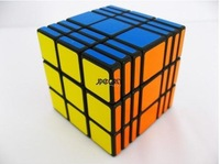 Free shipping of  Full Fuction 3X3X7 337 Magic Phantom Cube Prism C4U