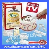 1pc New 2014 Kitchen Betty Crocker Cake Flowers Decorating Tools Cooking Tool Bakeware As Seen On TV  -- MTV48 Wholesale