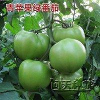 10pcs/bag big green tomato 200g Weight vegetable Seeds DIY Home Garden