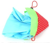 50pcs/Lot Foldable Strawberry Shopping Bag Several Colors Wholesale E011