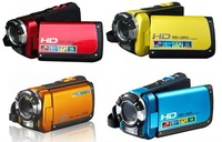 "High definition16MP diving video camera with 1080P FHD and 3.0"",built-in 128MB flash memory,free shipping"