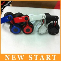 EMS/DHL freeshipping High performance headphone White/Black/Red/Blue mixr noise cancelling headset