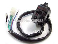 NEW Universal Motorcycle Handlebar Switch Light Turn Signal Light Blinker Horn Switch