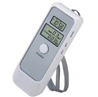 Detector Dual LCD Display Timer Analyzer Digital Alcohol Breathalyzer Tester