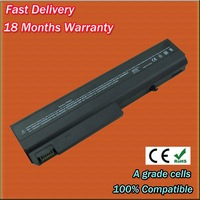 5200mah for HP NC6100 battery 6510b 6710b  6910p  NC6110 NC6400 laptop battery