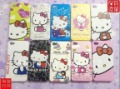 Freeshipping !!cartoon Series On sale cover for iphone4g, Cheap hello kitty case for Iphone 4 4S